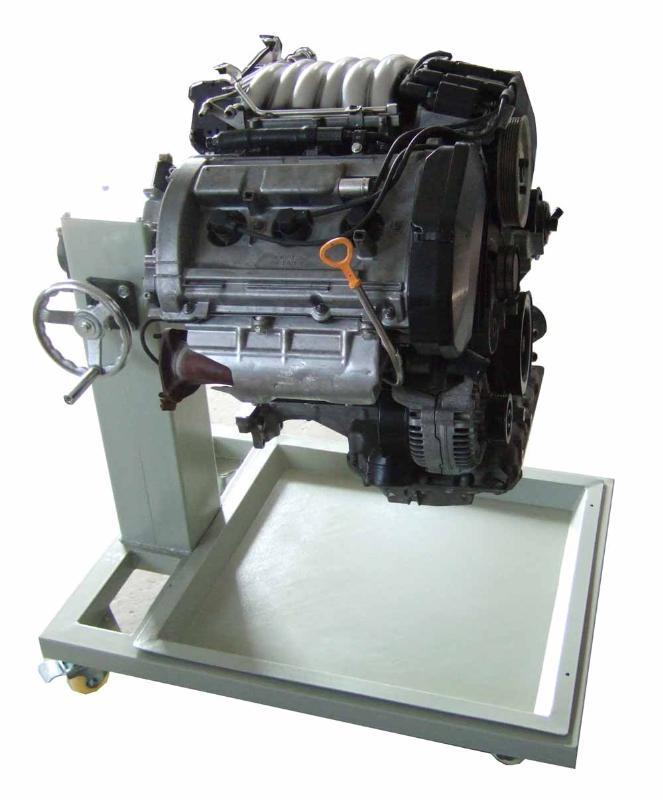 帕萨特v6发动机拆装翻转架